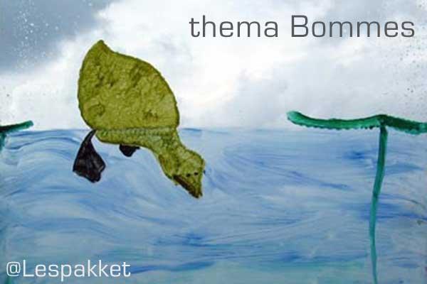 thema Bommes - Lespakket
