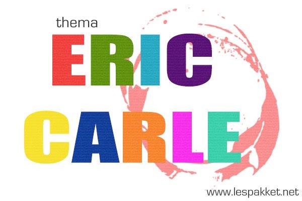 thema Eric Carle - Lespakket