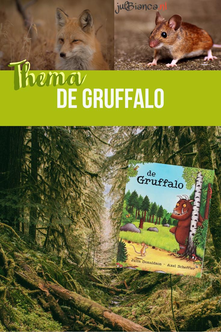 Thema De Gruffalo - Juf Bianca