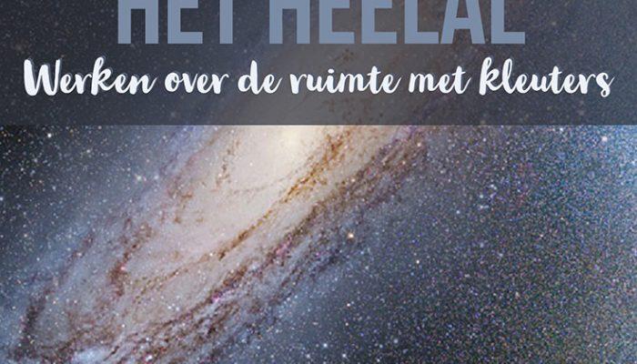 Thema het heelal – werken over de ruimte met kleuters