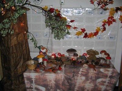 Ideeën voor het thema herfst - Lespakket