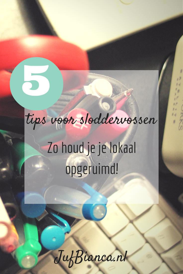 5 tips voor sloddervossen zo houd je je lokaal opgeruimd for Tips opruimen