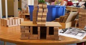 bouwopdracht - thema letterwinkeltje - Lespakket