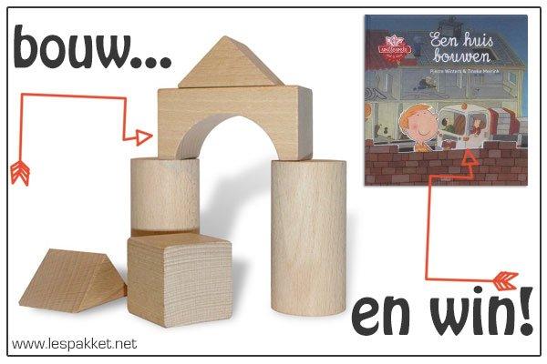 stuur een foto van een bouwwerk en WIN! - Lespakket
