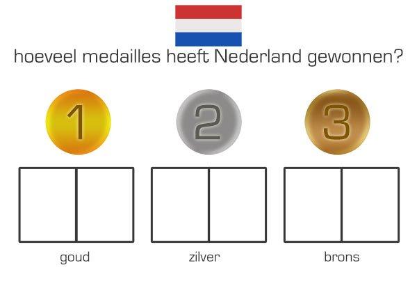 medaille olympische 2018