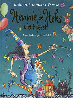 Hennie de heks viert feest - Lespakket