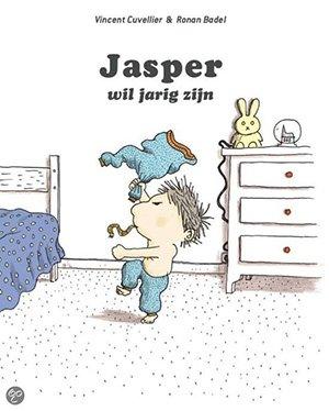 jasper wil jarig zijn - Lespakket