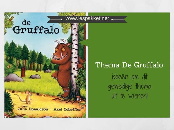Thema De Gruffalo - Lespakket