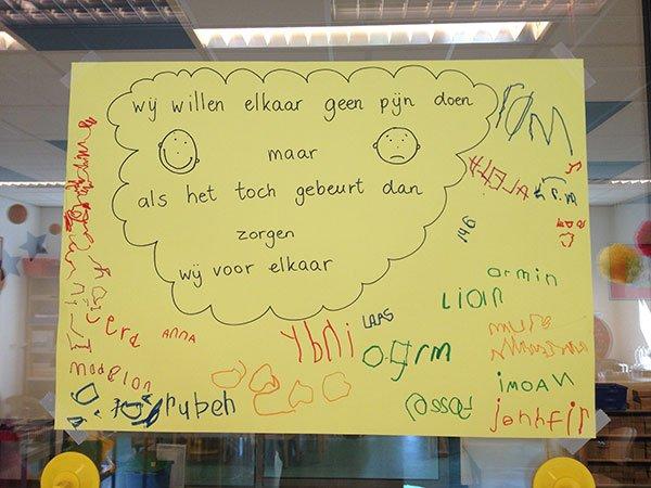 Een nieuw schooljaar - groepsregels - Lespakket