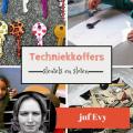 Techniekkoffers van juf Evy - sleutels en sloten - Lespakket