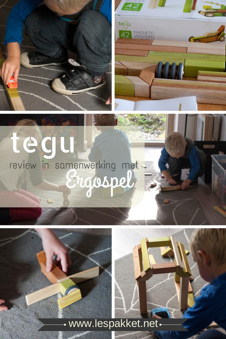 Review: magnetische bouwblokken van Ergospel