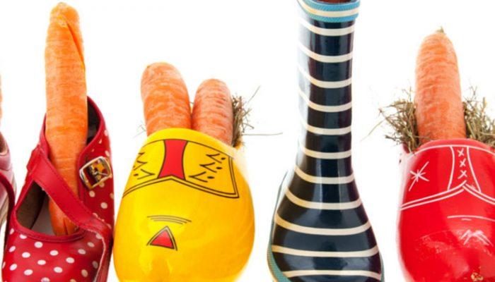 Thema Sinterklaas: spelen in hoeken