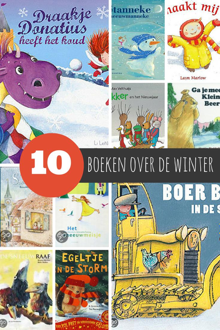 Thema winter: nog eens 10 prentenboeken