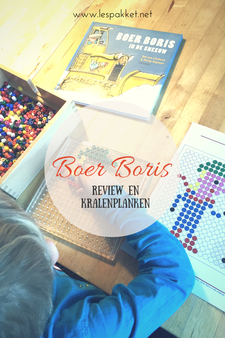 review: Boer Boris