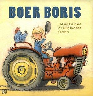 Boer Boris - review en kralenplanken - Lespakket