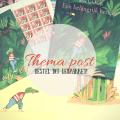 lespakket thema post - prentenboek Een belangrijk bericht - Lespakket