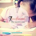 slimme kleuters - 7 redenen voor onderpresteren - Lespakket