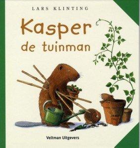 Kasper de tuinman - 7x boeken over de tuin - Juf Bianca