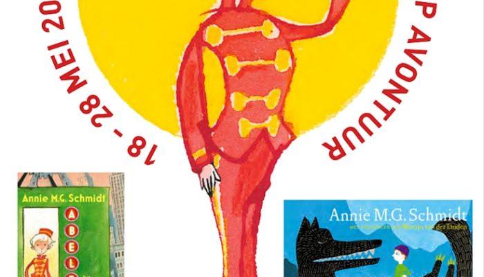 Annie MG Schmidt week 2016 – Op avontuur!