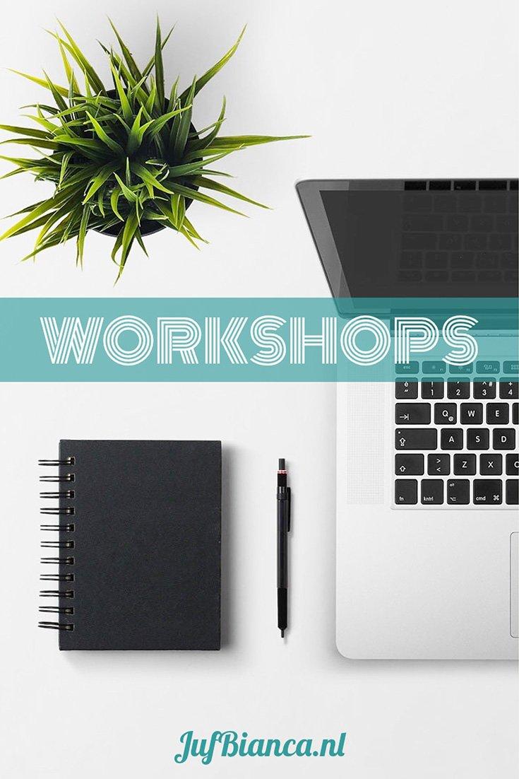 Juf Bianca workshops