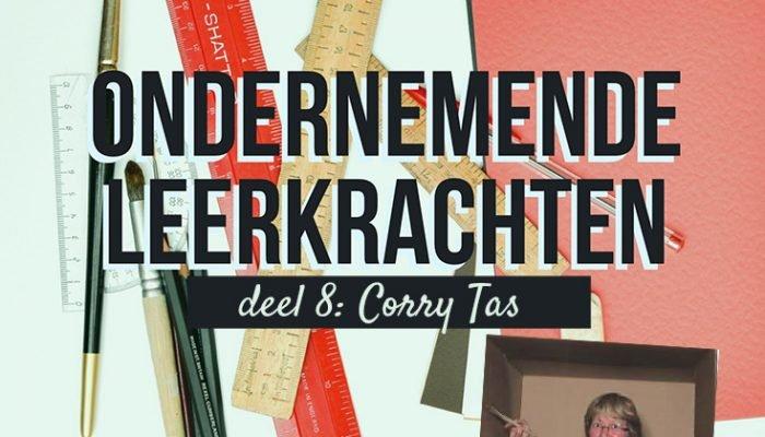 Ondernemende leerkrachten: Corry Tas
