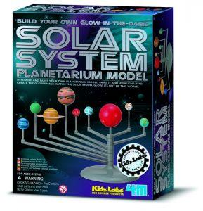 Thema heelal - planetenstelsel model - Juf Bianca