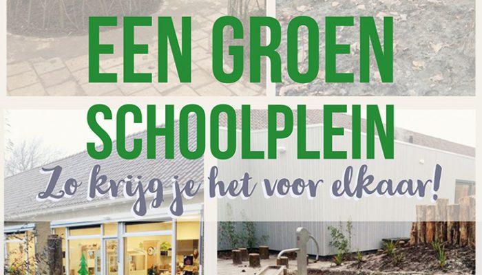 Een groen schoolplein – Zo krijg je het voor elkaar!