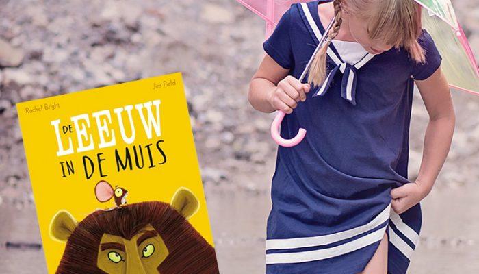 Prentenboeken over mindset – De leeuw in de muis