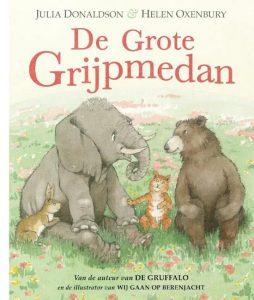 Kinderboekenweek 2-17 - Gruwelijk eng - De grote grijpmedan