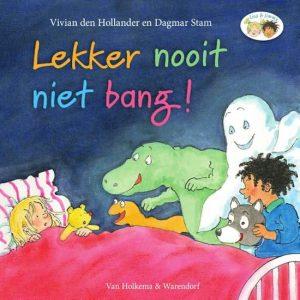 Kinderboekenweek 2017 - Gruwelijk eng - Lekker nooit niet bang