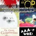 Kinderboekenweek 2017 - Gruwelijk enge prentenboeken - Juf Bianca