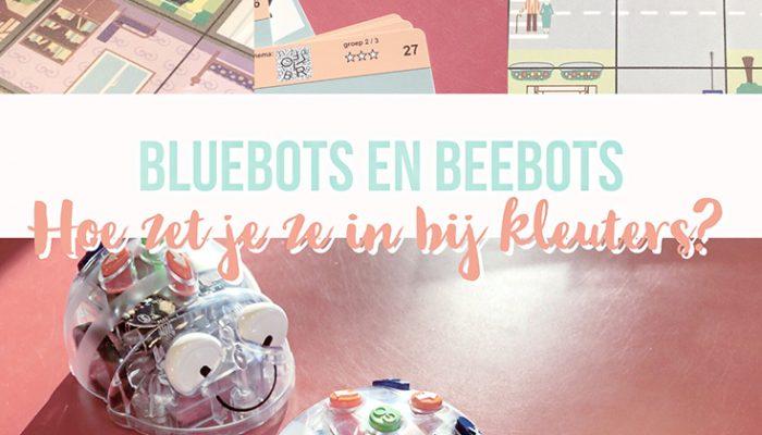 Beebots – Hoe zet je ze in bij kleuters?