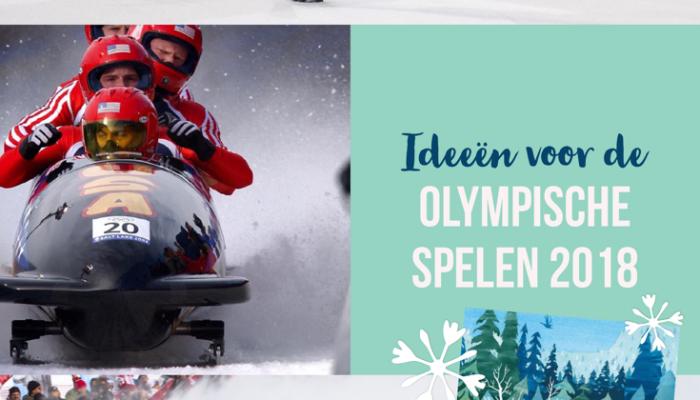 5 Ideeën voor de Olympische Spelen 2018 bij kleuters