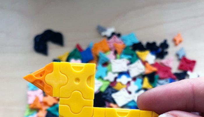 Recensie LaQ - Constructiemateriaal voor handige kinderen - Juf Bianca